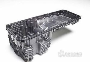 Factory Wholesale Anto Parts, Oil Pan for Buick Excelle OEM: 96305035 pictures & photos