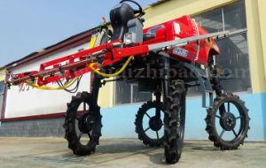 Aidi Brand 4WD Hst Farm Mist Self-Propelled Boom Sprayer pictures & photos