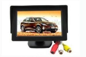"Mini Small Size 4.3"" CCTV Monitor for Car with 2 AV pictures & photos"