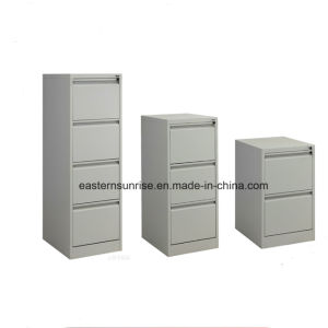 Wholesale Iron Steel Office Furniture Three Drawers pictures & photos