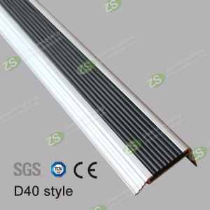 Stairs Protection Aluminum Anti-Slip Strip Article Series pictures & photos
