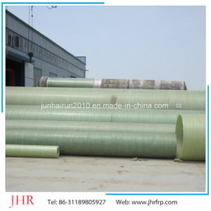 Thick Wall GRP Plastic Water Pipe Fiberglass Reinforced Plastic Pipe pictures & photos