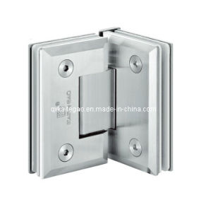 (KTG-2003) Glass Door Hinge/90 Degree Glass to Glass Hinge pictures & photos