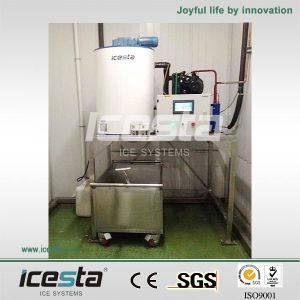 Icesta Special Design 1ton Flake Ice Makers pictures & photos