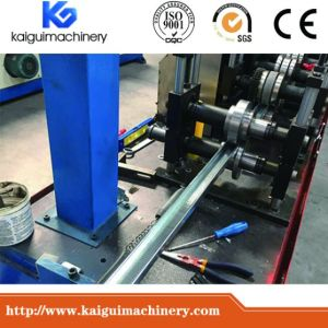 Ceiling T-Grid Making Machines, Steel Ceiling T-Bar Cold Forming Machine, Ceiling T Grid Machine pictures & photos