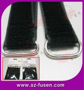 Hook & Loop Strap with Buckle