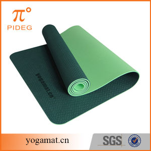 Eco Friendly Yoga & Pilate Type Yoga Mat pictures & photos