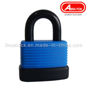 Waterproof Aluminum Alloy Lock Body, ABS Covered Padlock (619) pictures & photos