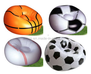 Assorted Inflatable Sport Ball Sofa (PM162) pictures & photos
