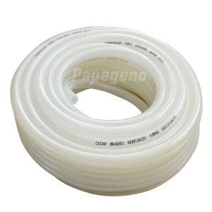 """1/4""""-3"""" PVC Fiber Braiding Reinforced Hoses pictures & photos"""
