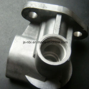 China Low Cost Aluminum Die Cating Manifold with CNC Machining pictures & photos