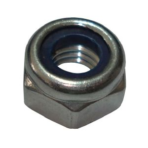 DIN985 Hexagon Nuts with Nylon Insert