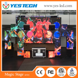 P3 P4 P5mm RGB Advertising LED Screen Module China Supplier pictures & photos