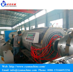 HDPE/PE Pipe Extruder Machine/ Production Line for Water Supply and Draingae pictures & photos