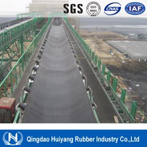 Steel Cord Wear Resistant Rubber Conveyor Belting pictures & photos