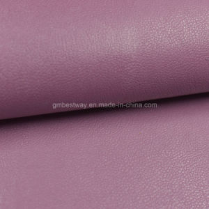 PU Artificial Leather of Professional Supplier for Bags
