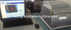 Gold Jewelry Testing Machine for Gold Jewelry Inner Wall (EDX4800) pictures & photos