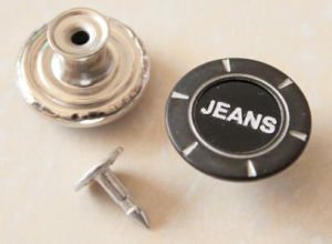 Moving Jeans Buttons B309 pictures & photos