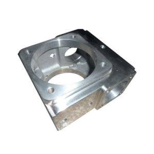 Aluminum Parts CNC Machining Lost Wax Casting Part pictures & photos