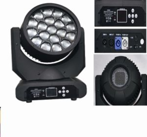 Competitive Price 19PCS 12W RGBW 4in1 LED Bee Light pictures & photos
