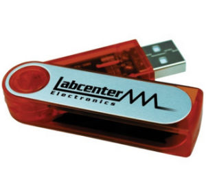 USB Flash Key with Logo Printed pictures & photos