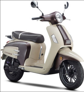 Lithium Scooter Motorcycle Electric Motorbikes 72V 30ah 3000W (HD3000D-1A) pictures & photos