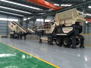 Basalt Stone Crushing Plant and Sand Making Production Line pictures & photos