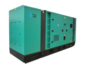 Googol 400kw 500kVA Diesel Silent Canopy Generator Set pictures & photos