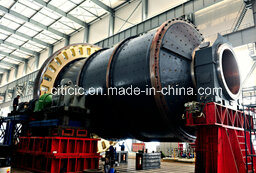 Ball Mill of Overflow Type and Grid Type pictures & photos