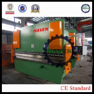 CNC Hydraulic press brake specification and sheet metal press machine for sale pictures & photos