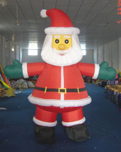 Christmas Santa Claus Inflatable Decoration pictures & photos