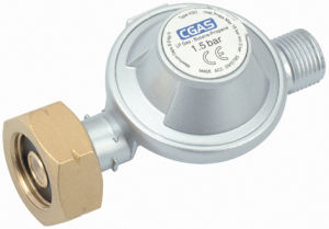 LPG Euro High Pressure Gas Regulator (H30G20B1.5) pictures & photos