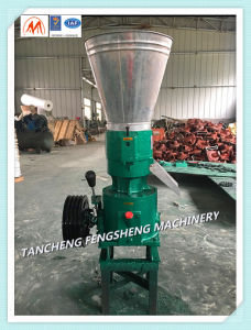 Kl Series Feedstuff and Poultry Flate Die Pellet Mill Machine pictures & photos