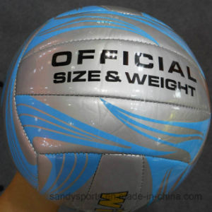 Hot Sell Custom Machine-Sewn Volleyball pictures & photos