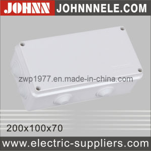 Hot Sale! Junction Box Waterproof Box with Good Quality pictures & photos