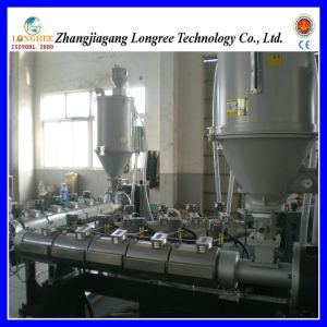 Hot Plastic PPR Pipe Production Line with Dia. 16-160mm pictures & photos