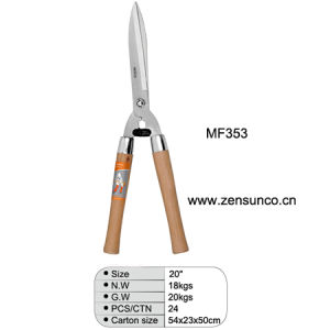 """20"""" Wooden Handle Grass Trimmer pictures & photos"""