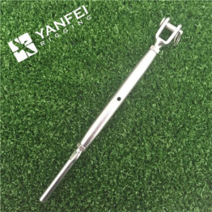 Stainless Steel Turnbuckle with Swage Fork Terminal pictures & photos