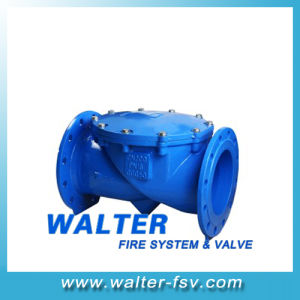 Double Flanged Swing Check Valve pictures & photos