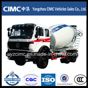 Beiben 6X4 9m3 Concrete Mixer Trucks pictures & photos