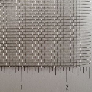 Stainless Steel Plain Woven Wire Mesh pictures & photos