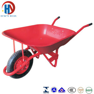 Heavy Duty Construction Wheelbarrow for Builders (WB-6201) pictures & photos