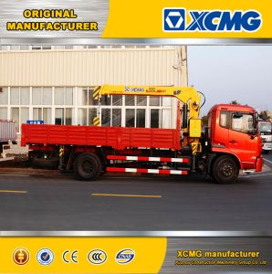 XCMG Official Manufacturer Sq5sk2q XCMG Truck Mounted Crane pictures & photos