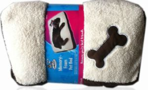 Memory Foam Pet Bed, Memory Foam Dog Bed (TV 635) pictures & photos