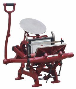 Manual Letterpress Machine Printing Machine pictures & photos