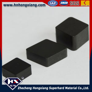 PCD/PCBN Cutting Tool Blanks PCBN Inserts pictures & photos