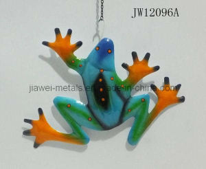 Wall Hanging with Frog Design