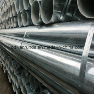 Hot DIP Galvanized Spiral Steel Pipe (OD219mm) pictures & photos