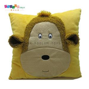 Fashion Soft Plush & Stuffed Monkey Cushion