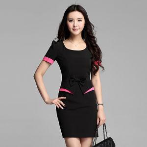 Beauty Salon Beautician Overalls Hotel Front Desk Dress Uniforms pictures & photos